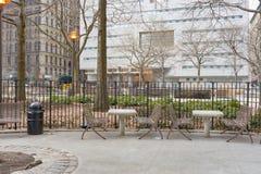 La ville de New-York Photographie stock libre de droits