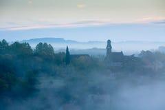 La ville de Rocamador Images libres de droits