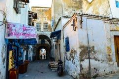 La ville de Tunis Images stock