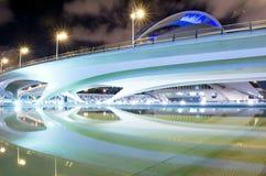 La ville des arts et des sciences Image libre de droits