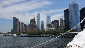 La ville 2014 du jour de l'eau sur la tondeuse 17 de ville Photo libre de droits