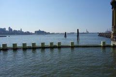 La ville 2014 du jour de l'eau sur la tondeuse 22 de ville Photos stock