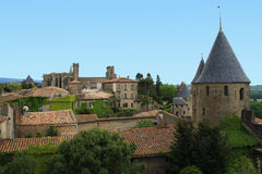 Carcassonne Photo stock