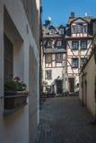 La ville minuscule des winemakers Photos libres de droits