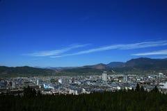La ville neuve du lijiang Photo libre de droits