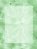La viola verde della nota della giada ondeggia e bolle struttura scorrente organica Immagine Stock