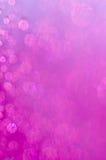 La violette Defocused allume le fond Images libres de droits