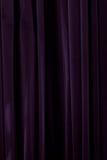 La violette drape Images libres de droits