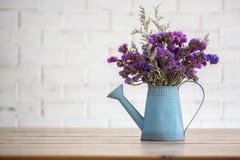 La violette sèche fleurit I images stock