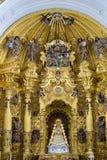 La virgen del ` s de Rocio Imagen de archivo