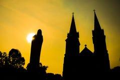 La Virgen Maria Fotos de archivo