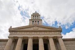 La Virginie commémorative maçonnique Photographie stock