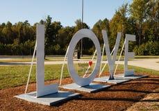 La Virginie est pour des amants Image libre de droits