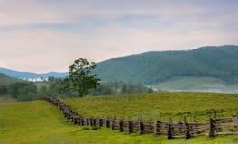 La Virginie rurale scénique photographie stock
