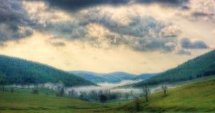 La Virginie rurale scénique image libre de droits