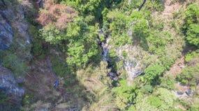 La visión aérea en Khao sonó la señal del punto de vista de la ciudad de Phuket Foto de archivo