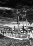 La visión del Caribe Imagen de archivo