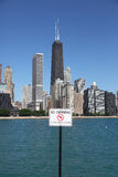 Chicago 9 Fotos de archivo libres de regalías