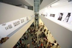 La visión desde el top en la exposición de la foto Imagenes de archivo