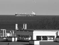 La visión desde mi ventana. fotos de archivo libres de regalías