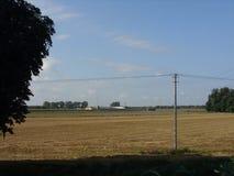 La visión rural Foto de archivo