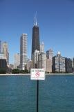 Chicago 9 Fotografie Stock Libere da Diritti