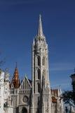 La vista de Budapest, año 2008 foto de archivo libre de regalías