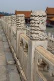 La vista del palacio imperial imagenes de archivo