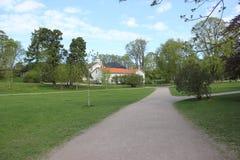 La vista general de Oslo Imagen de archivo