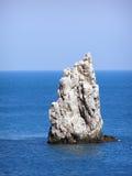 La vista sul mare Fotografia Stock Libera da Diritti