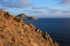 La vista sul mare. Pagina 5846 Fotografie Stock Libere da Diritti