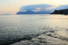La vista sul mare. Pagina 6691 Fotografie Stock Libere da Diritti