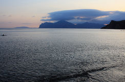 La vista sul mare. Pagina 6695 Fotografia Stock Libera da Diritti