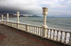 La vista sul mare. Pagina 8778 Immagine Stock Libera da Diritti