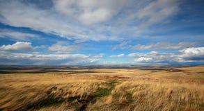 La vista superiore sul modo nell'Utah Fotografie Stock Libere da Diritti