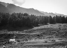 La vita rurale Fotografia Stock