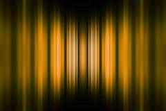 La vitesse jaune barre le fond Image stock