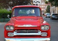 La voiture historique Images libres de droits