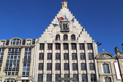 La Voix du Nord in Lille, Frankreich Stockfoto
