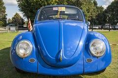 La Volkswagen Maggiolino immagine stock libera da diritti