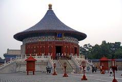 La volta di cielo imperiale, Pechino, Cina Immagine Stock Libera da Diritti