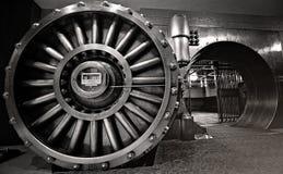 La volta, spazio della volta di banca Immagini Stock