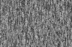 La vraie bruyère a tricoté le tissu fait en fond texturisé de fibres synthétiques Texture colorée de tissu Fond avec la rayure se photographie stock