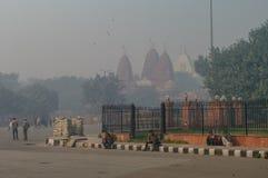 : La vue à Shri Digambar Jain Lal Mandir est la plus vieille et la meilleure-kn images libres de droits