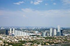 La vue aère de Guadalajara Images libres de droits