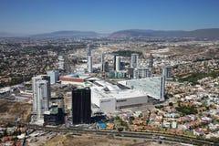La vue aère de Guadalajara Photographie stock libre de droits
