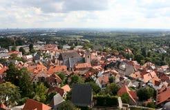 La vue au-dessus de Kronberg Photographie stock libre de droits