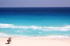 La vue de Cancun Images stock