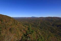 La vue de Chestoa donnent sur photo libre de droits