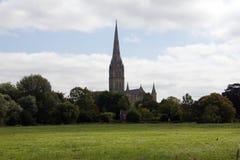 La vue 2 de John Constable photographie stock